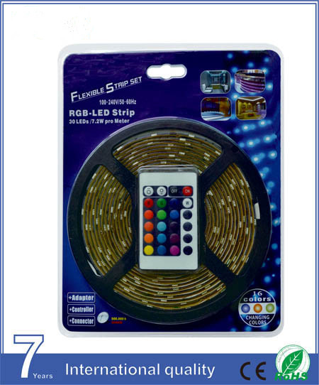 <b>RGB Flash LED Strip</b>